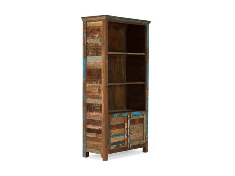 Vintage Bücherregal | Vintage Möbel Ideen
