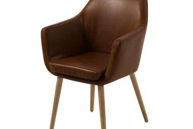 Vintage Stuhl im Retrodesign